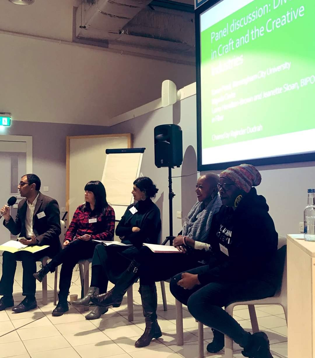 Speakers at the Craft Economies Conference